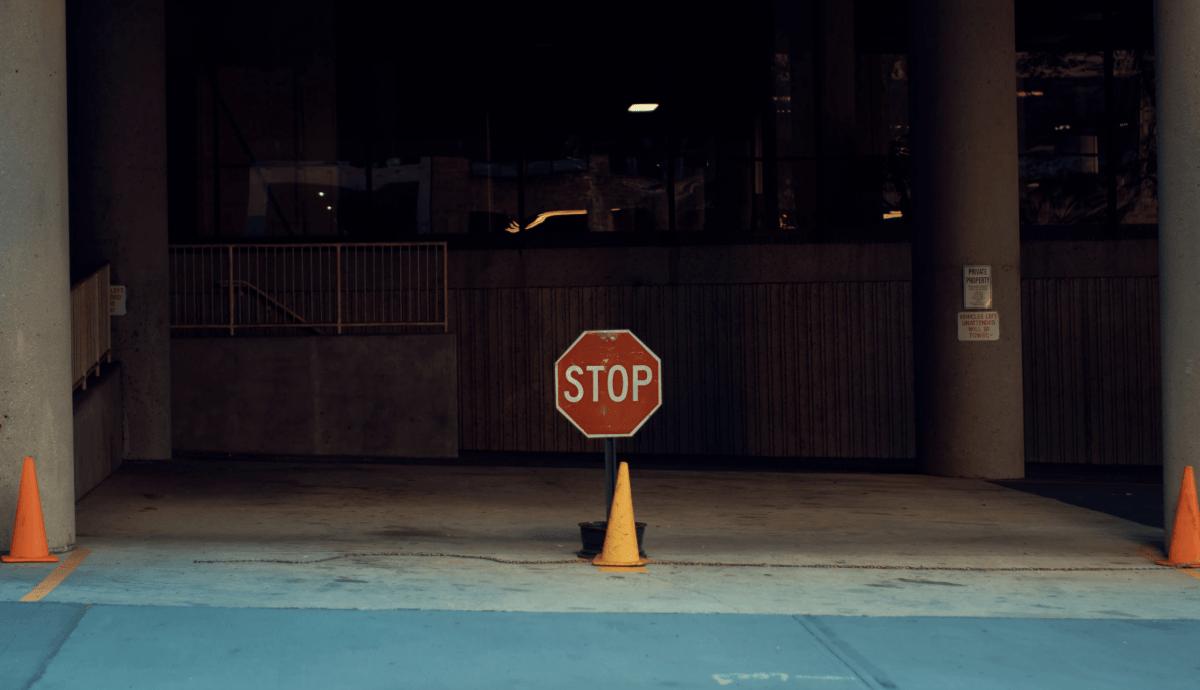 pas de trafic blog