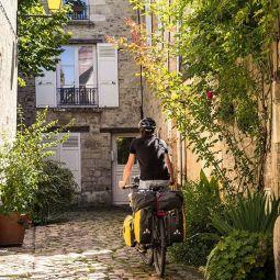 Un monde à vélo