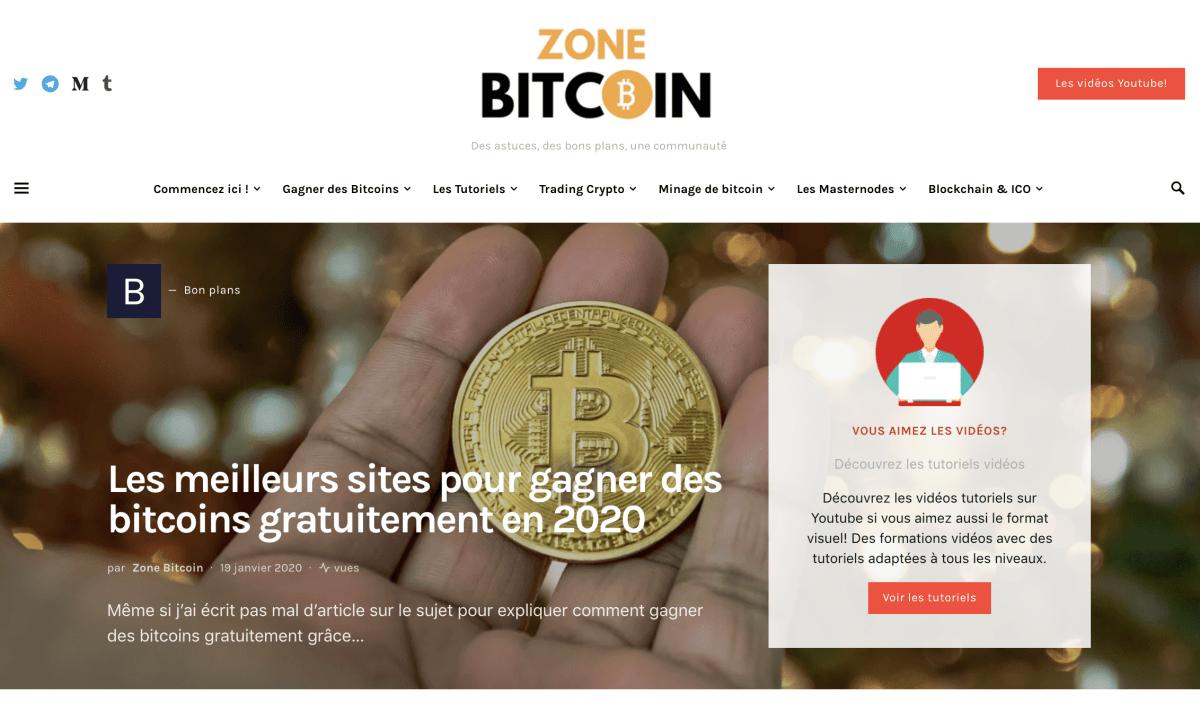 blog cryptomonnaies