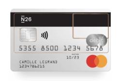 carte bancaire N26 forum 2020