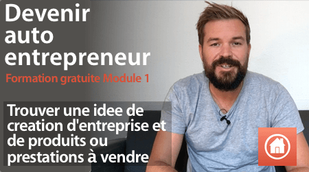 idée de création d'entreprise