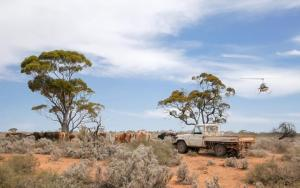 4x4 outback australie