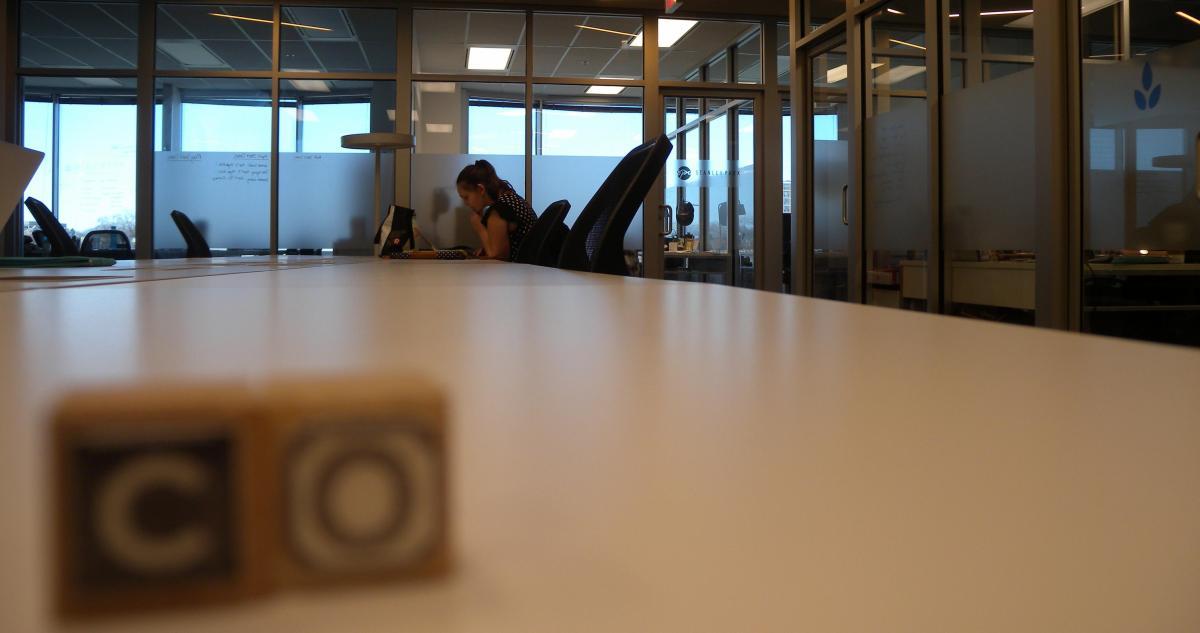 Workplace One, bureaux partagés
