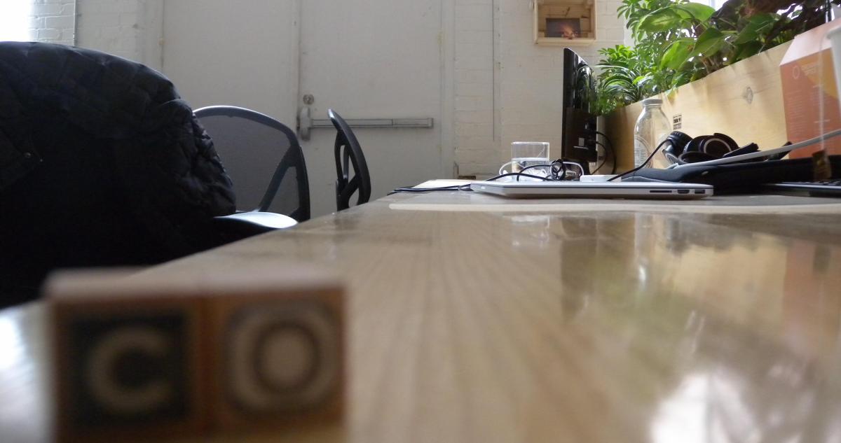 District 28, workspaces