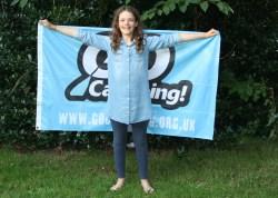 Go Canoeing Flag
