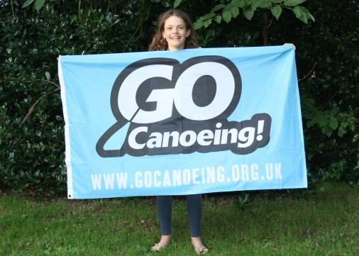 Go Canoeing Flag2