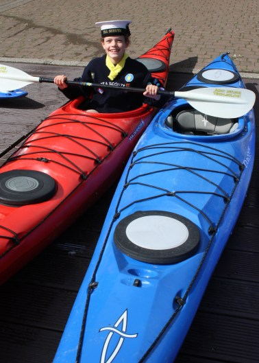 Scout Sea Kayak