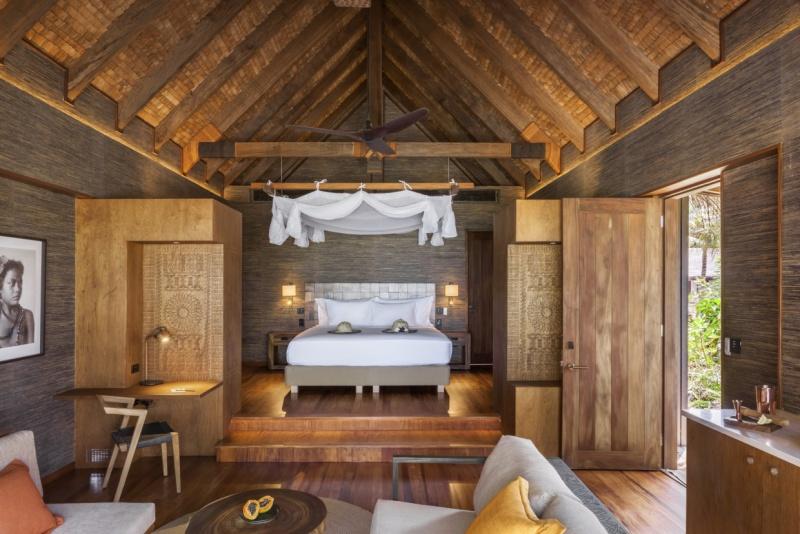Villa at Six Senses Fiji