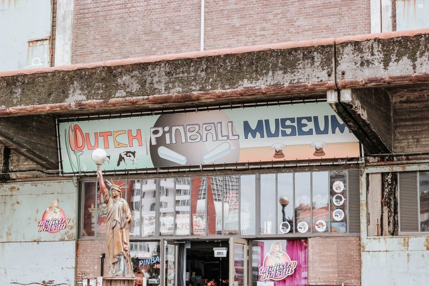 unique museums dutch pinball