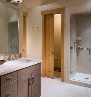 refaire sa salle de bain moindre cout amazing refaire sa. Black Bedroom Furniture Sets. Home Design Ideas