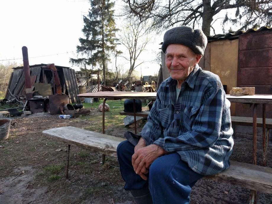 Ivan Ivanovich, Chernobyl Self Settler