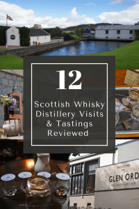 12 Whisky Distillery Visits & Tastings Rated and Reviewed
