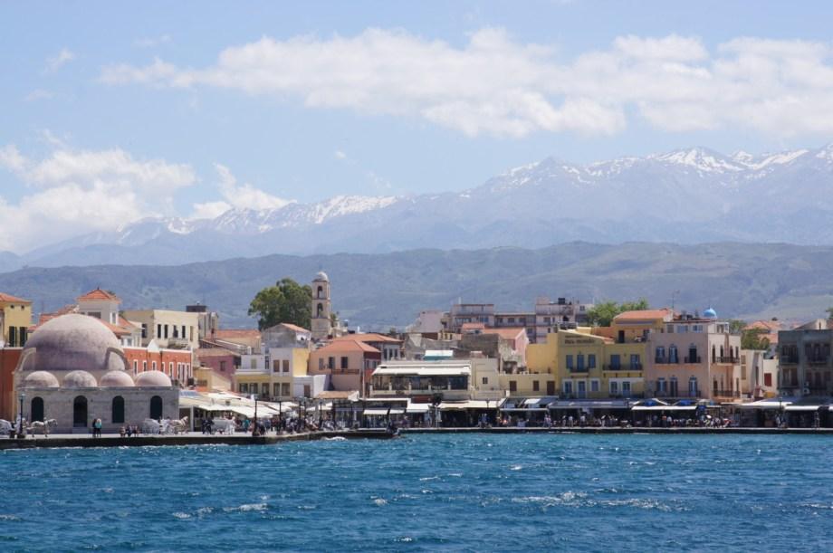 Xania in Crete