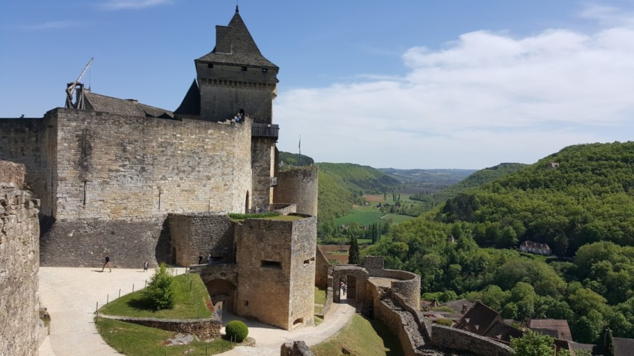 Château de Castelnaud, courtesy of Grand Adventure Story