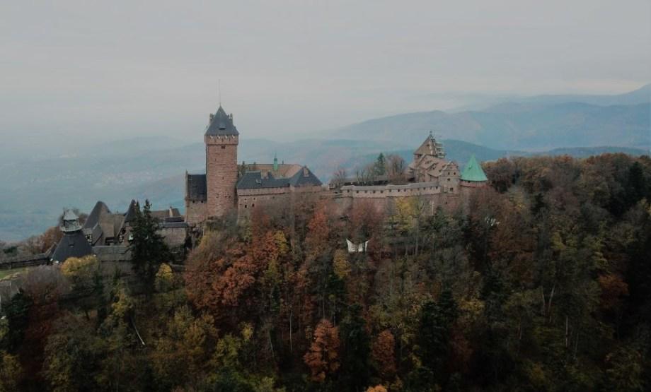 Château du Haut-Kœnigsbourg, courtesy of WyldFamilyTravel