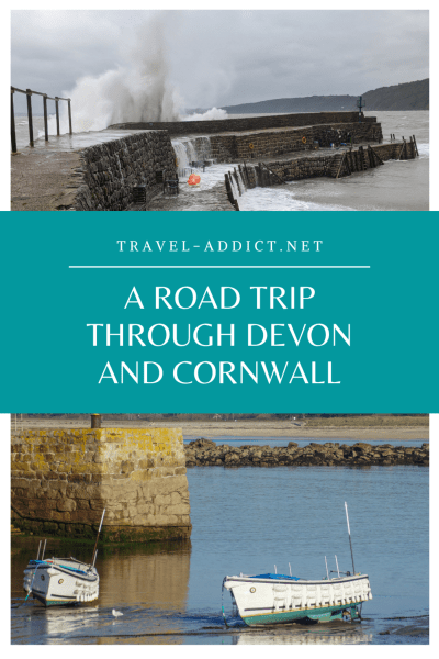 Pin for Staycation in Devon and Cornwall