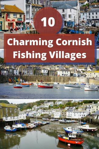 Pin for 10 Charming Cornish Fishing Villages