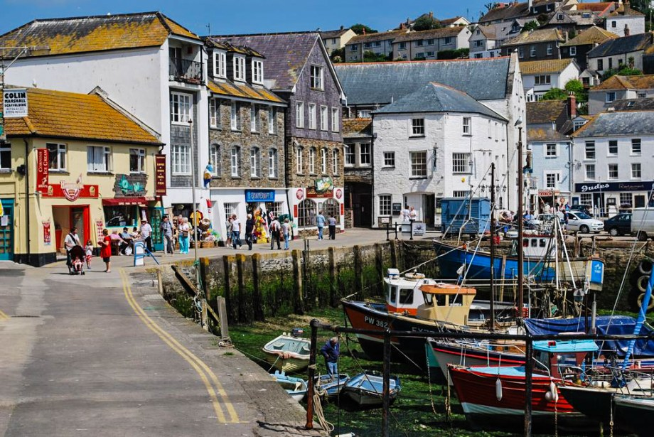 Mevagissey, courtesy of A Brit & A Southener