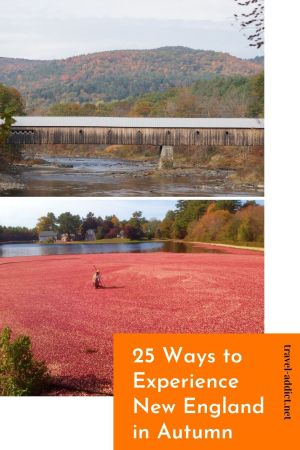 25 Ways to Experience to New England in Autumn