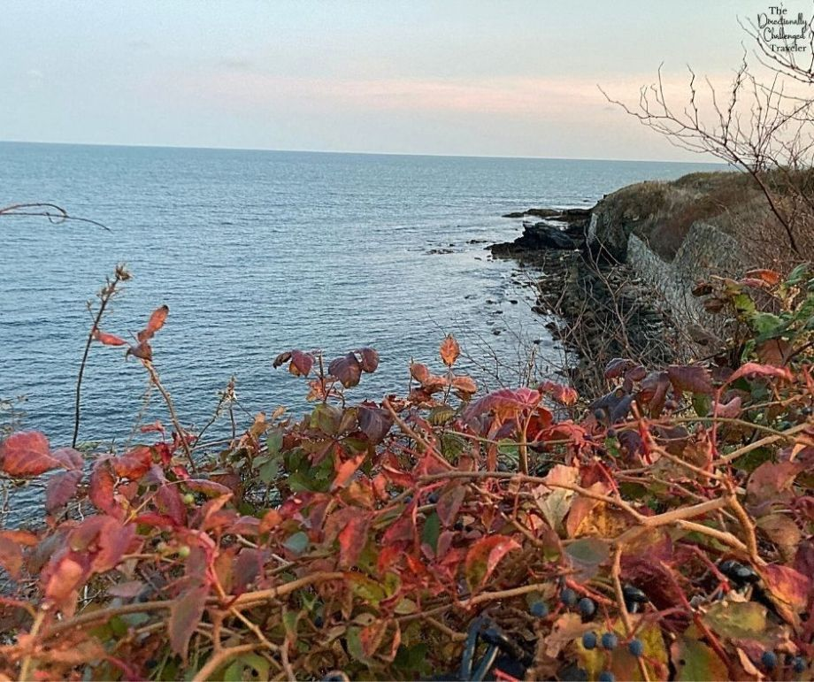 Newport Cliff Walk, courtesy of TheDirectionallyChallengedTraveler