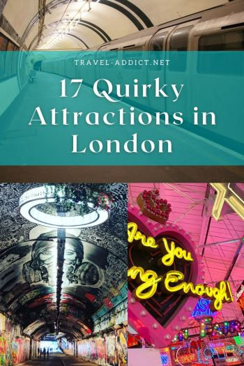 Pin - Quirky London