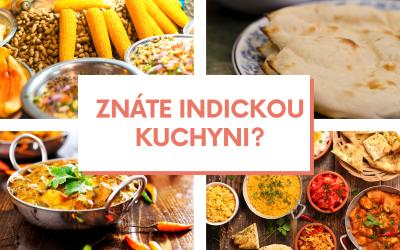 Kvíz – Znáte indickou kuchyni?