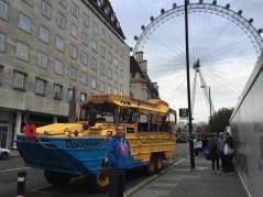 London Duck Tours & London Eye