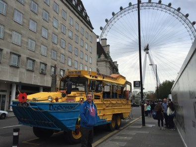 London Duck Tours & London Eye