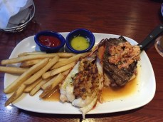 Surf & Turf @ Red Lobster