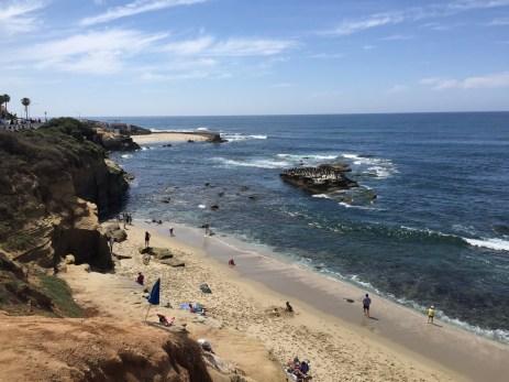Pacific Ocean, somewhere near La Jolla