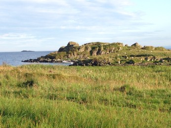 Coast of Islay near The Old Excise House