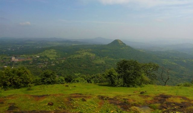 trekking in the western ghats