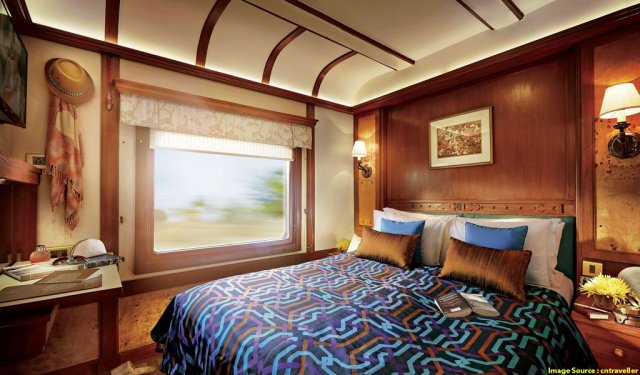 Luxury Trains In India : the Deccan Odessy