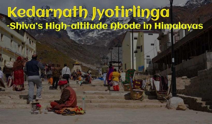 Kedarnath Jyotirlinga    Kedarnath Temple    Vetoindia.com