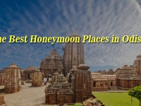 The Best Honeymoon Places in Odisha