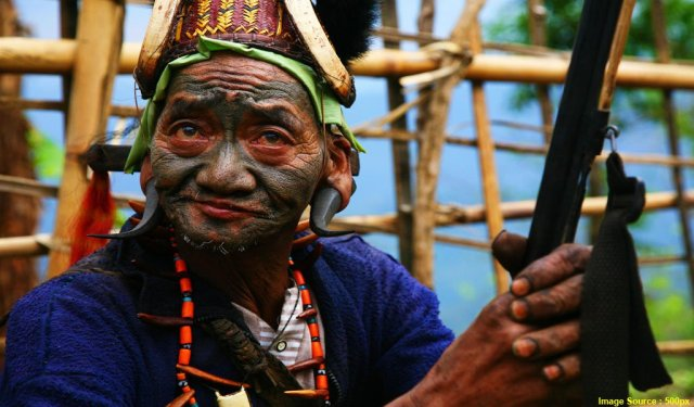 Fairs And Festivals Of India In April : Aoling Festival