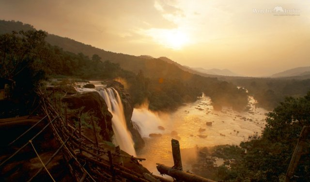 Athirapally Fall
