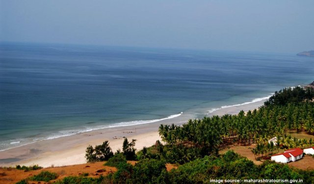 Top 7 Beaches on Maharashtra Konkan Coast : Bhandarpule Beach