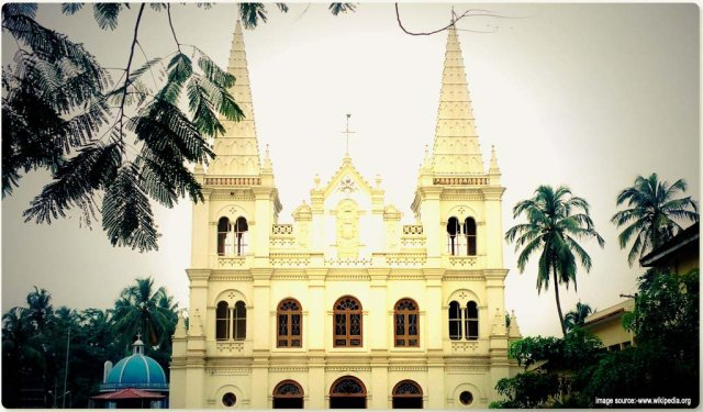 Historical Places in South India : Fort Cochin