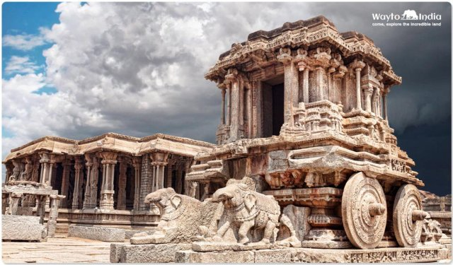 Historical Places in South India : Hampi