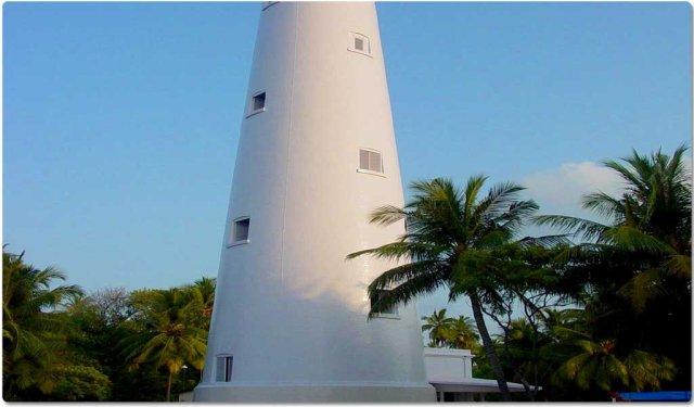 Lighthouse at Minicoy