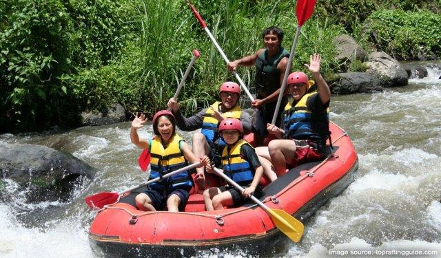 River Rafting in India: River Brahmaputra