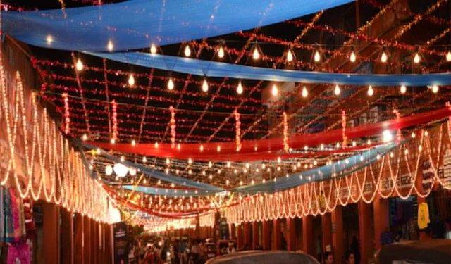 shopping places in jaipur : Bapu bazaar
