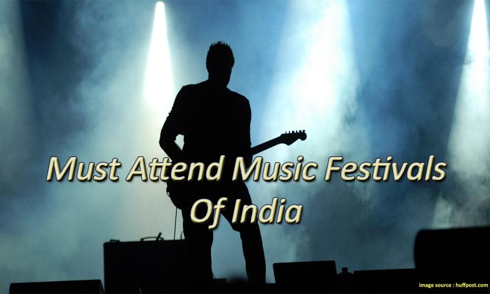 must attend music festivals