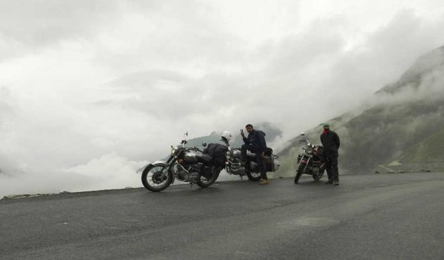 Road trips in India : Manali to Leh
