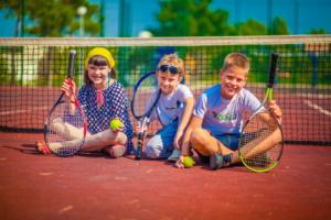 Дети Классический теннис сборы в Турции