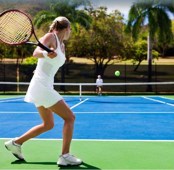 Классический теннис тренировки