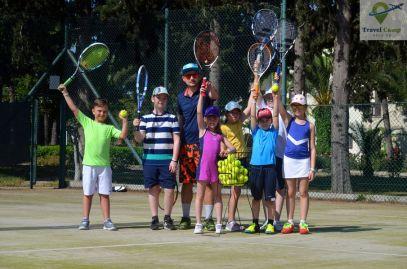 Сборы по теннису