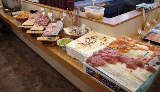 安い!1,000円札幌海鮮ランチ食べ放題「ヤマイチ 根室食堂」