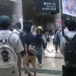 ☆旅行記 2018年 8月10日1日目 94  コミケ 東館ホールへ☆